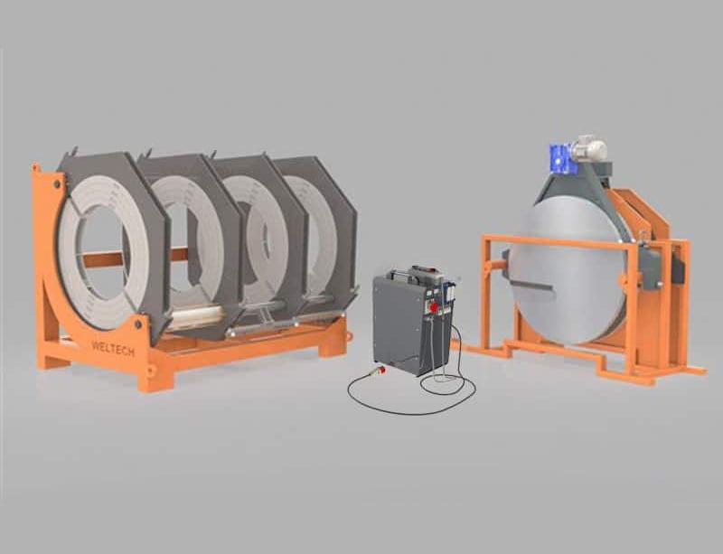 elbor w1000 polietilen boru alin kaynak makinasi cover