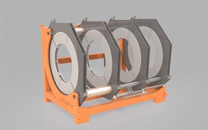 elbor w1000 polietilen boru alin kaynak makinasi other 1