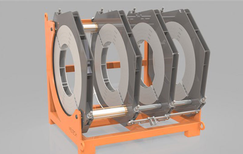 elbor w1200 polietilen boru alin kaynak makinasi other 1