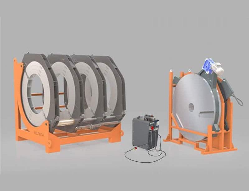 elbor w1600 polietilen boru alin kaynak makinasi cover