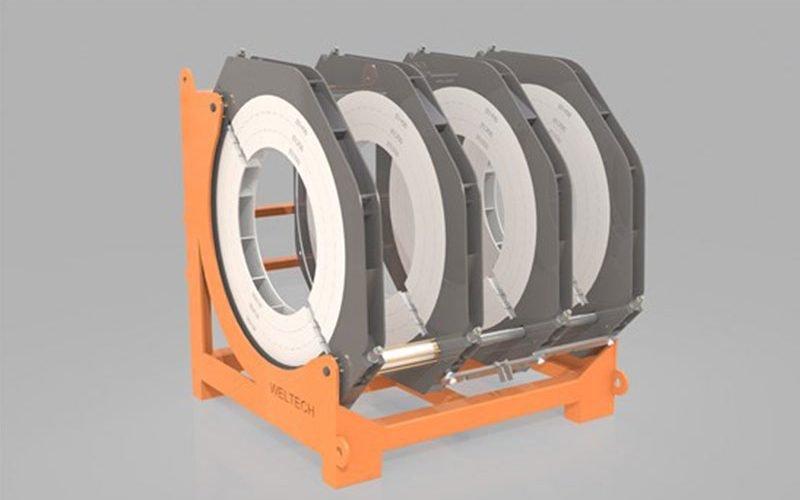 elbor w1600 polietilen boru alin kaynak makinasi other 1