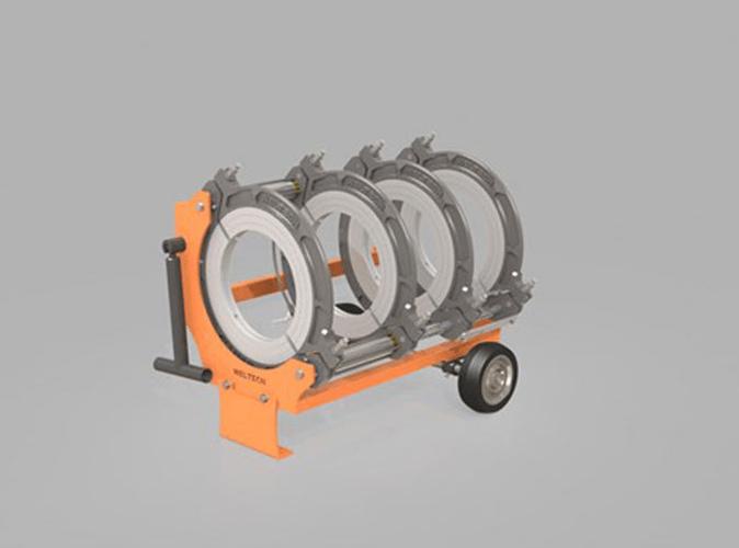 elbor w400 polietilen boru alin kaynak makinasi other 1