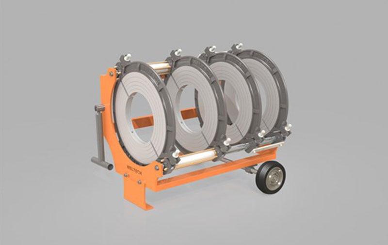 elbor w630 polietilen boru alin kaynak makinasi other 1
