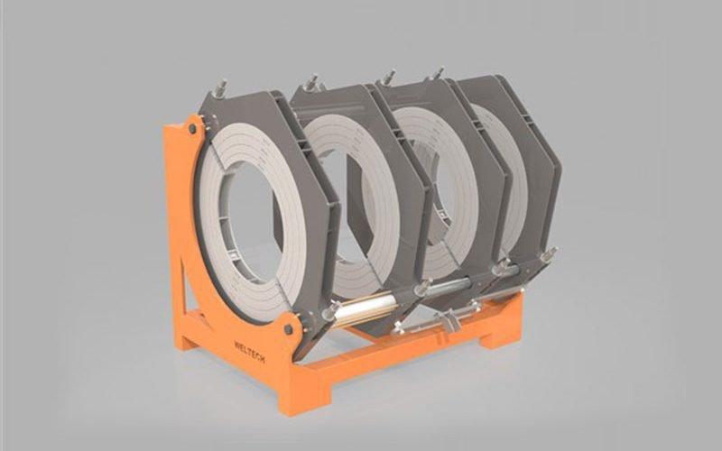 elbor w800 polietilen boru alin kaynak makinasi other 1