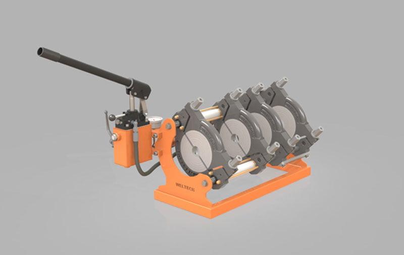 elbor mhw160 polietilen boru alin kaynak makinasi other 1