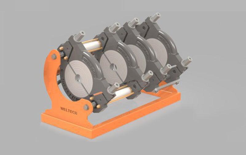 elbor w160 polietilen boru alin kaynak makinasi other 1 1