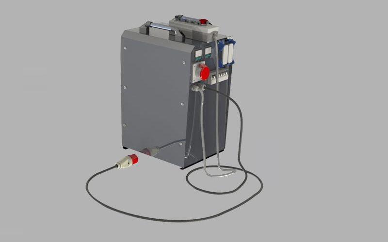elbor w250 polietilen boru alin kaynak makinasi other 4