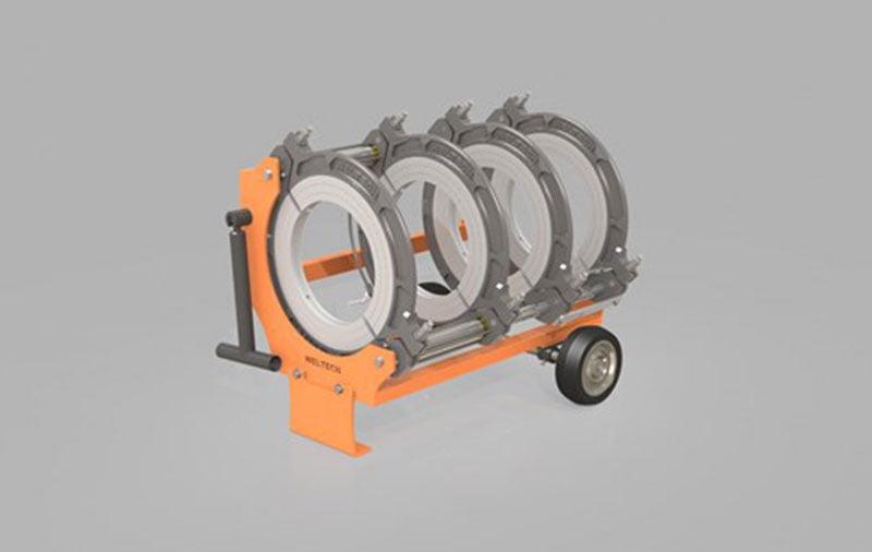 elbor w500 polietilen boru alin kaynak makinasi other 1