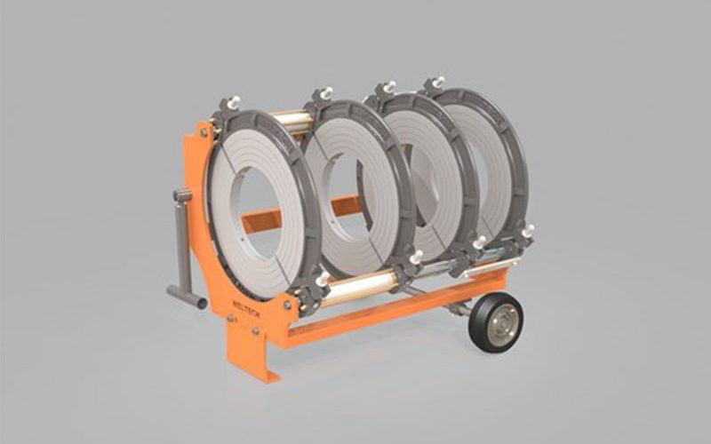 Unión de tuberías de HDPE