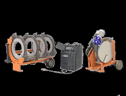 HDPE Alın Kaynak Makinesi