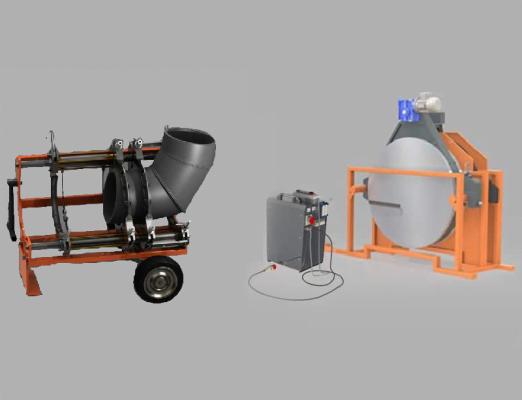 Machine de soudage bout à bout CNC