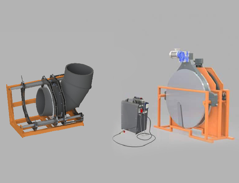 Electrofusion welding machines