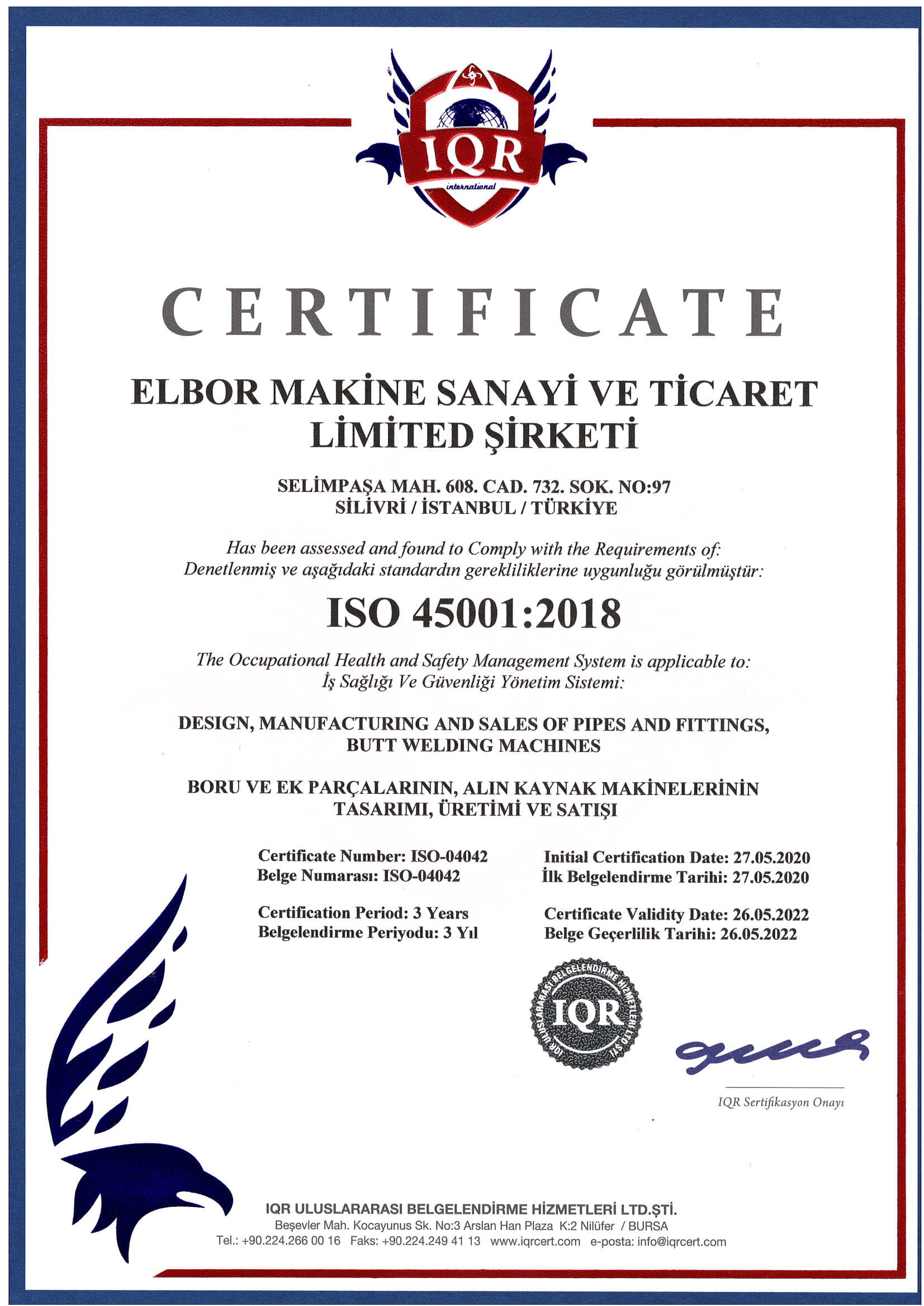 ISO 45001 1